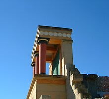Palace of Knossos by DRWilliams