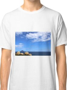 From the Lighthouse,  Wilsons Prom NP Classic T-Shirt