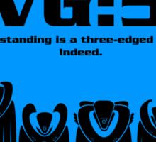 VG:5 Sticker