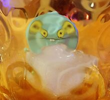 Babo Eyeing Up A Drink by FendekNaughton