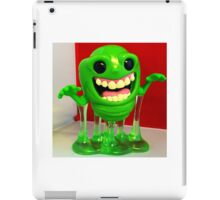Slimer iPad Case/Skin