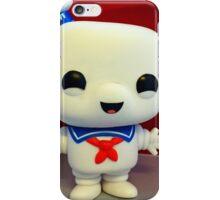Marshmallow Man iPhone Case/Skin