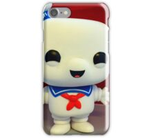 Marshmallow Man iPhone Case/Skin