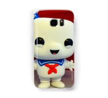 Marshmallow Man Samsung Galaxy Case/Skin
