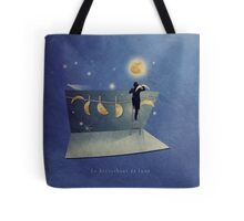 The moon changer Tote Bag