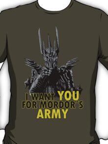 Mordor´s Army T-Shirt