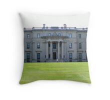 Vanderbilt Mansion- Hyde Park, NY Throw Pillow