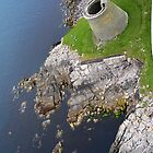 Mousa Broch by NordicBlackbird