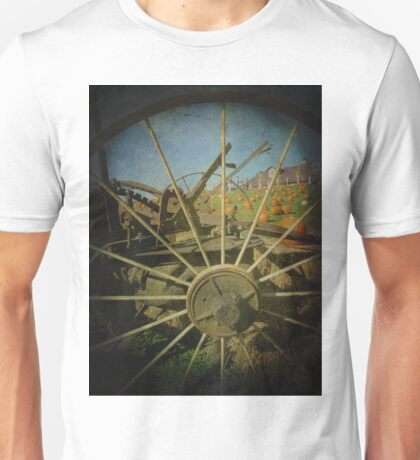 Take a Peek Through The Old Times to Now Unisex T-Shirt