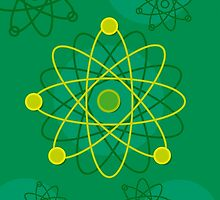 Atomic Structure (Graphic) by theimagezone
