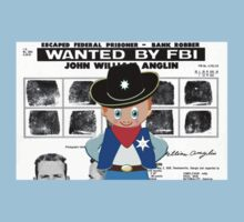 Toon Boy 12c Sheriff, Ready for any Emergency - all products Kids Tee