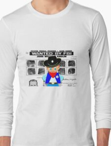Toon Boy 12c Sheriff, Ready for any Emergency - all products Long Sleeve T-Shirt