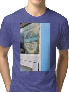 On a Boat & A Prayer Tri-blend T-Shirt