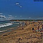 Beach by Ricky Wilson