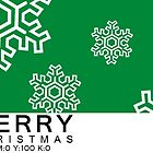 Merry Christmas Green by khuship