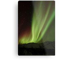 The Northern Light , Alaska USA.( Sold 8 image YAY )  Metal Print