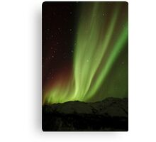 The Northern Light , Alaska USA.( Sold 8 image YAY )  Canvas Print
