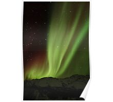 The Northern Light , Alaska USA.( Sold 8 image YAY )  Poster