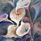 Lilies by Ivana Pinaffo