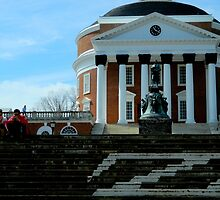 The Rotunda......UVA    ^ by ctheworld