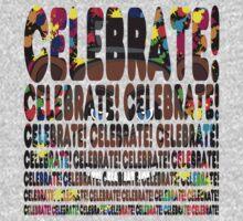 celebrate! One Piece - Short Sleeve