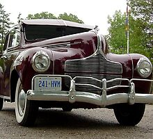 A 1940 Dodge: when cars really were transportation!! by Larry Llewellyn