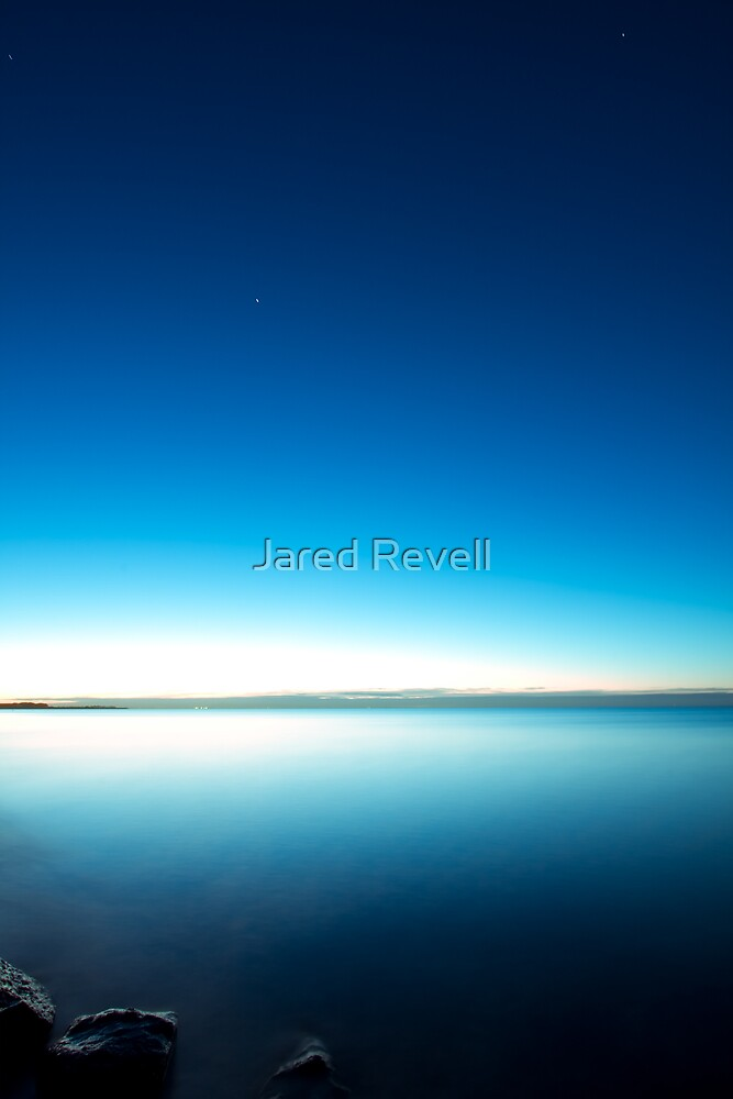 Your Blue Room by Jared Revell