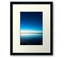 Your Blue Room Framed Print