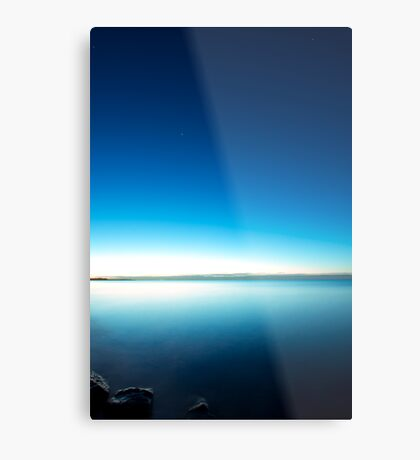 Your Blue Room Metal Print