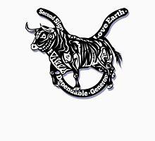 Taurus star sign Unisex T-Shirt