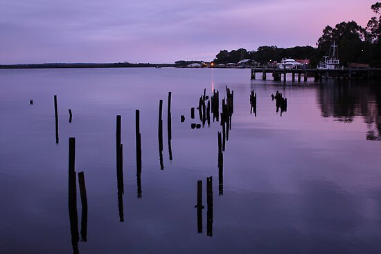Morning at Strahan- Tasmania by AlexMac