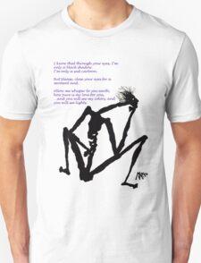 Metamorphosis of a poet - T Shirt T-Shirt