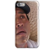 Double Hatted iPhone Case/Skin