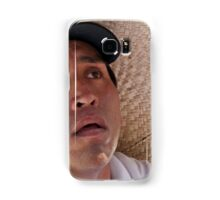 Double Hatted Samsung Galaxy Case/Skin