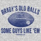 Brady's Old Balls Blue by AngryMongo