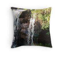 Chagrin Falls (part 2) Throw Pillow