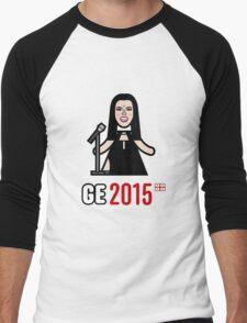 Georgia 2015 Men's Baseball ¾ T-Shirt