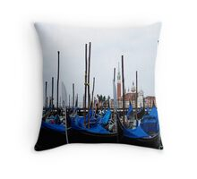 Venezia mia Throw Pillow