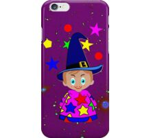 Wizards in Space - Toon Boy 6e iPhone Case/Skin