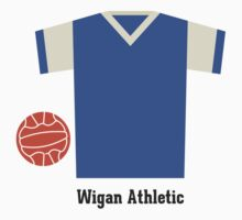 Wigan Athletic by Daviz Industries