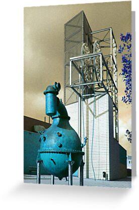 Industrion - strange reality by Lenka