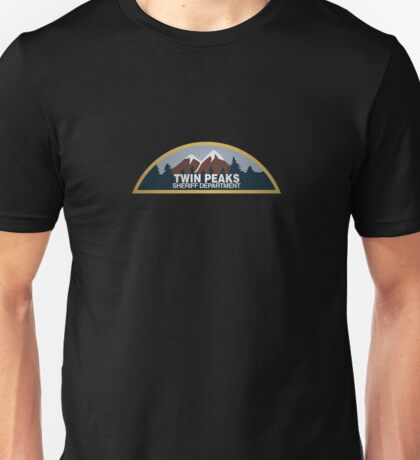 Twin Peaks Sheriff's Department Unisex T-Shirt