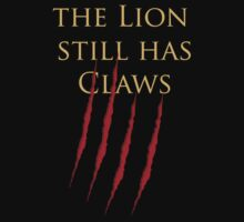 Lannister claws T-Shirt