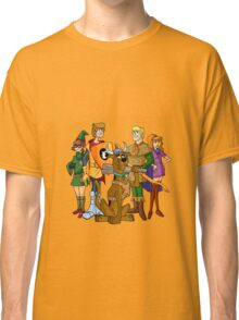 Mysteries & Monsters Classic T-Shirt