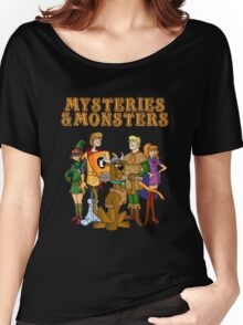 Mysteries & Monsters Women's Relaxed Fit T-Shirt
