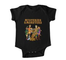 Mysteries & Monsters One Piece - Short Sleeve