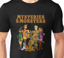 Mysteries & Monsters Unisex T-Shirt