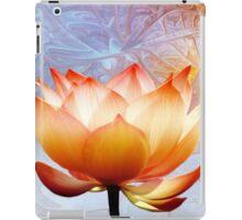 Sunshine Lotus iPad Case/Skin