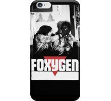 Foxygen iPhone Case/Skin