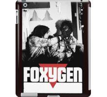 Foxygen iPad Case/Skin